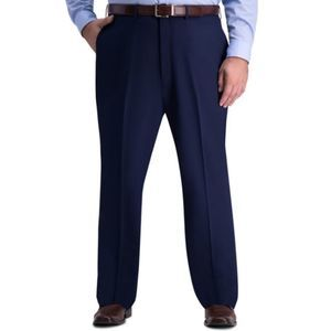 New J.M. Haggar 4-Way Stretch Dress Pant 60x32